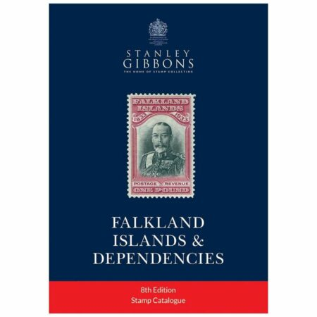 Stanley Gibbons Falkland Islands Stamp Catalogue 8th Edition
