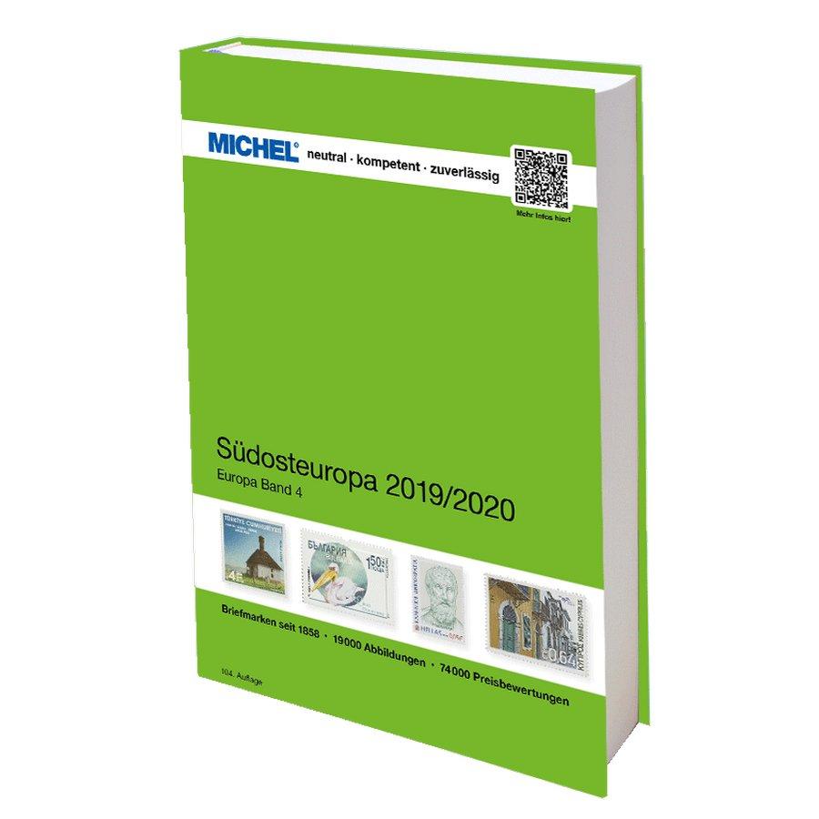 Michel Catalog Südosteuropa 2019/2020 (EK 4)