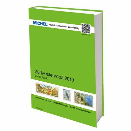 Michel Catalog Südwesteuropa 2019 (EK 2)
