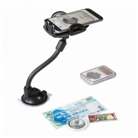 LEUCHTTURM STATIV photo stand for mobile phones