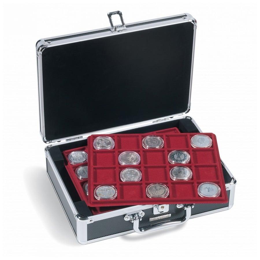 Leuchtturm CARGO S6 coin case
