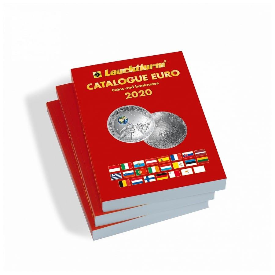 Leuchtturm CATALOGUE EURO Coins banknotes 2020