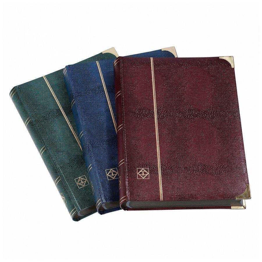 Leuchtturm Stockbooks COMFORT DELUXE B/W 64 pages
