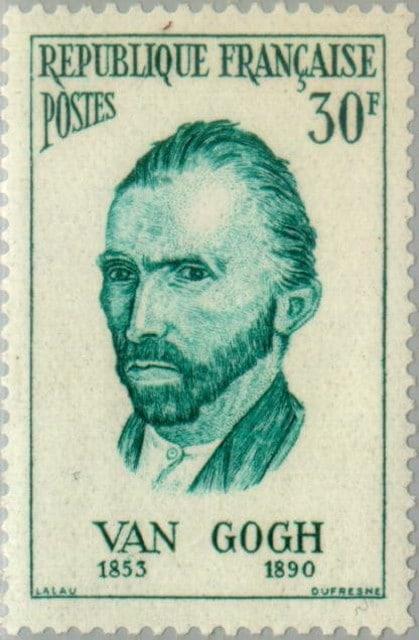 Vincent van Gogh - France