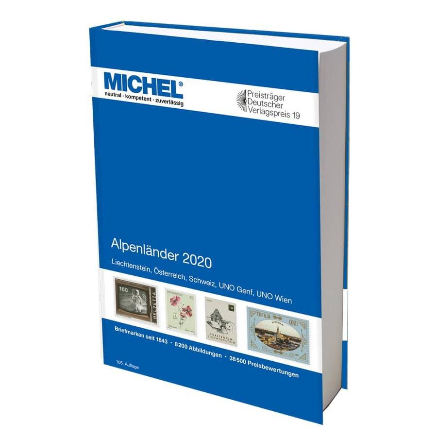 Michel Catalog Alpenländer 2020 (E1)