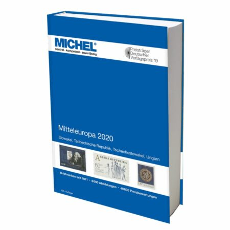 Michel Catalog Mitteleuropa 2020 (E2)