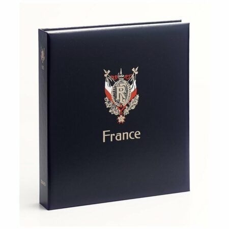 DAVO Printed Albums France Complete Set