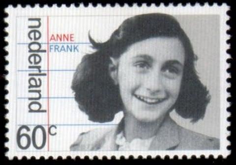 Anne Frank stamps - Netherlands