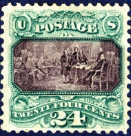 Independence Day stamp 1869