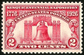 Independence Day stamp 1926