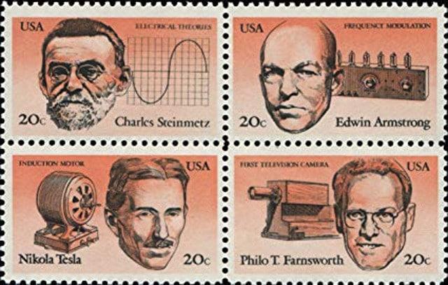 Nikola Tesla - Yugoslavia