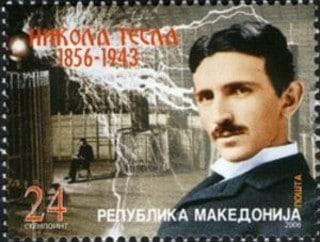 Nikola Tesla - Macedonia