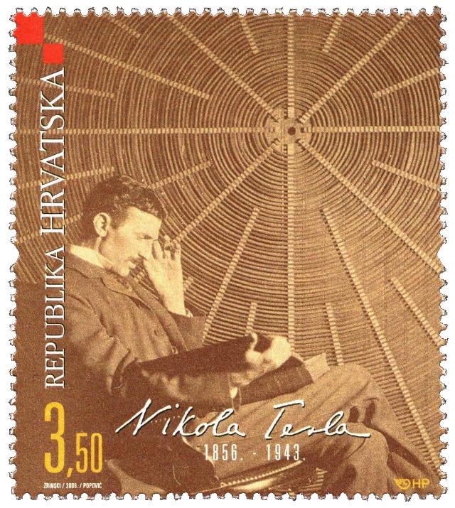 Nikola Tesla - Croatia