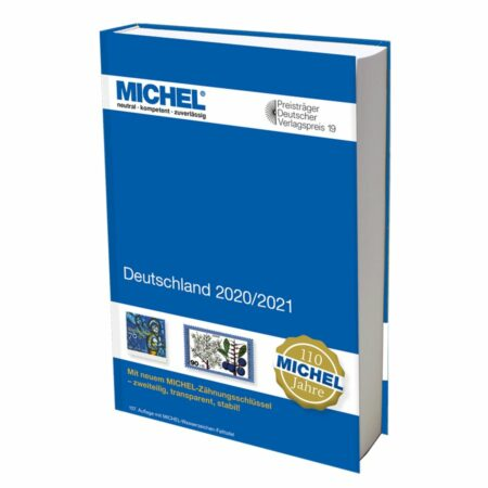 Michel Catalog Deutschland 2020/2021