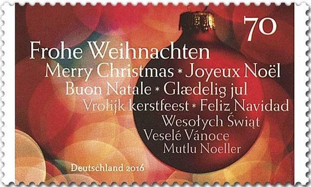 Kerstfest error stamp