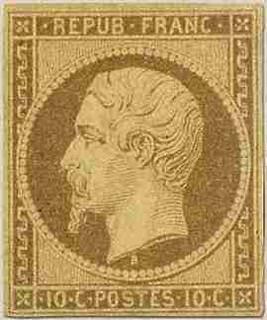Napoleon III - France 1852