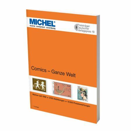 Michel Catalog Comics – Ganze Welt 2020