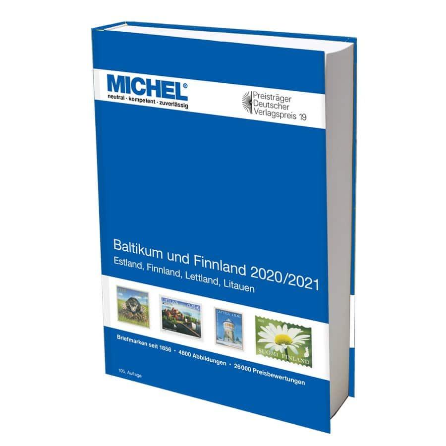 Michel Catalog Baltikum und Finnland 2020/2021 (E11)