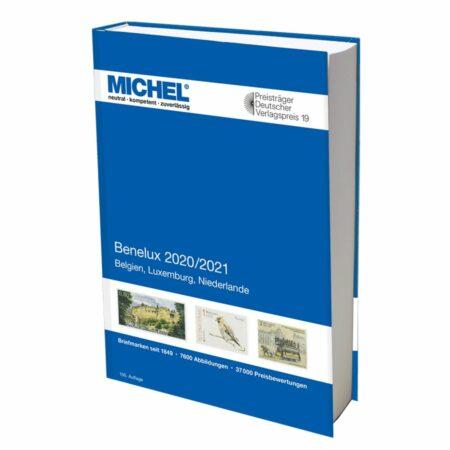 Michel Catalog Benelux 2020/2021 (E12)