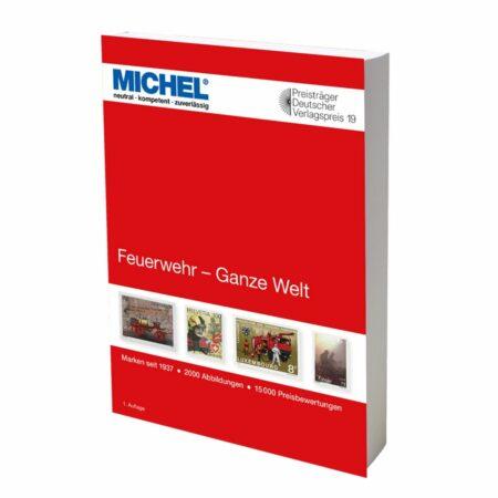 Michel Catalog Feuerwehr – Ganze Welt 2020 - Fire Department
