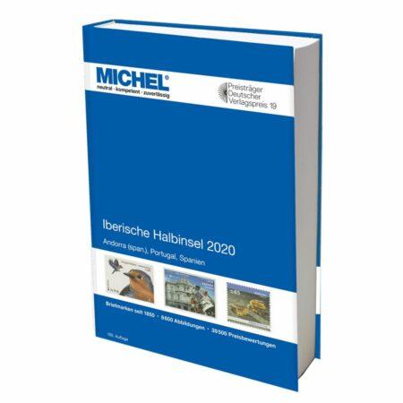 Michel Catalog Iberische Halbinsel 2020 (E4)