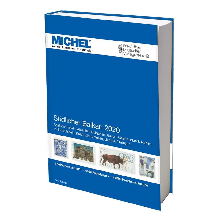 Michel Catalog Südlicher Balkan 2020 (E7)