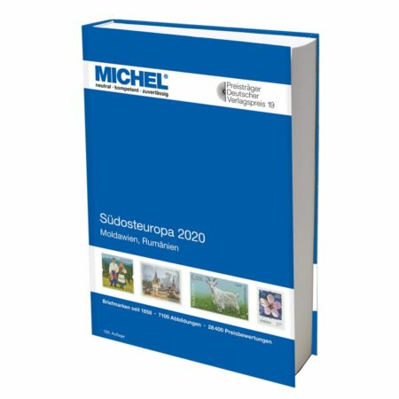 Michel Catalog Südosteuropa 2020 (E8)