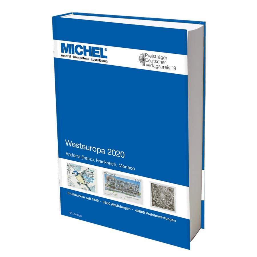 Michel Catalog Westeuropa 2020 (E3)
