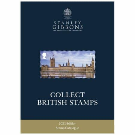 Stanley Gibbons Collect British Stamps 2021