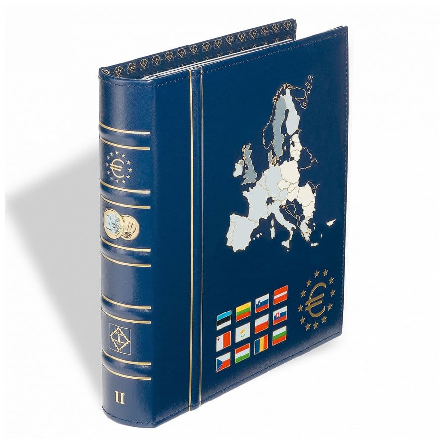 Leuchtturm OPTIMA Classic Euro ring binder