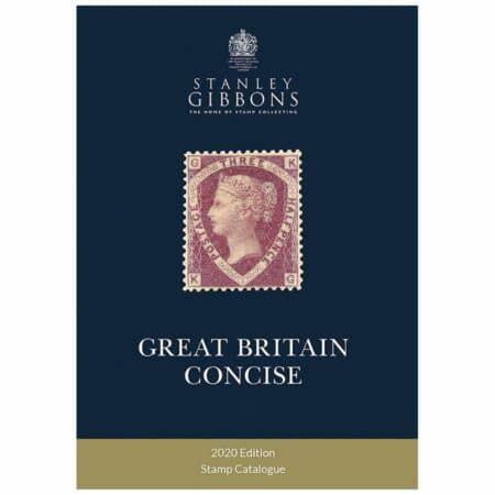 Stanley Gibbons Great Britain Concise Stamp Catalogue 2020