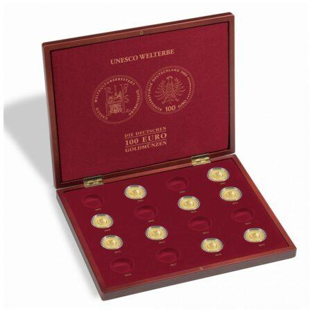 Leuchtturm VOLTERRA UNO Unesco Welterbe German coins