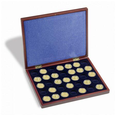 Leuchtturm VOLTERRA UNO for 35 coins in caps Ø 33.5 mm
