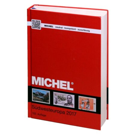 Michel catalog Sudwesteuropa 2017 (EK2)
