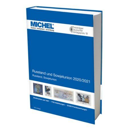 Michel Catalog Russia and Soviet Union 2020/2021 (E16)