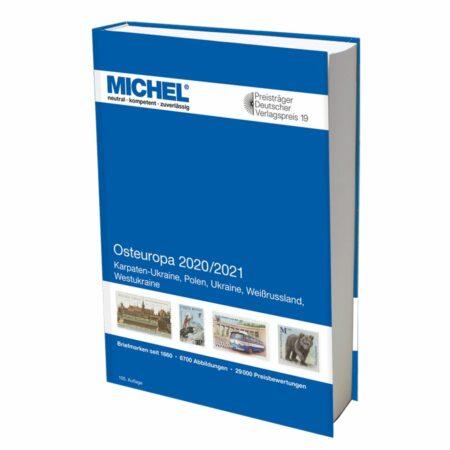 michel catalog osteuropa e15 2020-2021