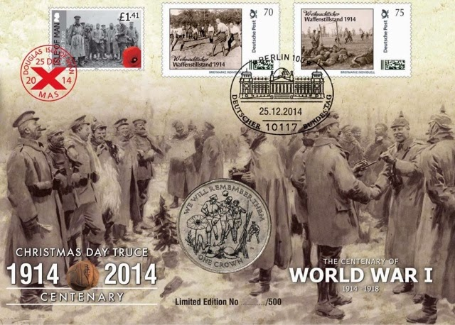 Isle of Man Christmas Day truce 1914