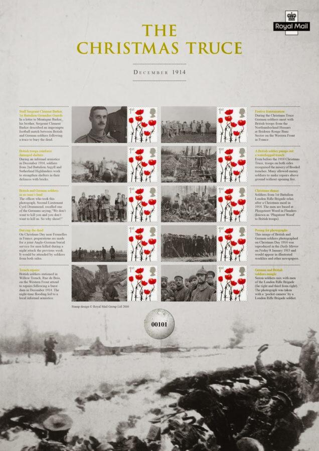 United Kingdom The Christmas Truce 1914