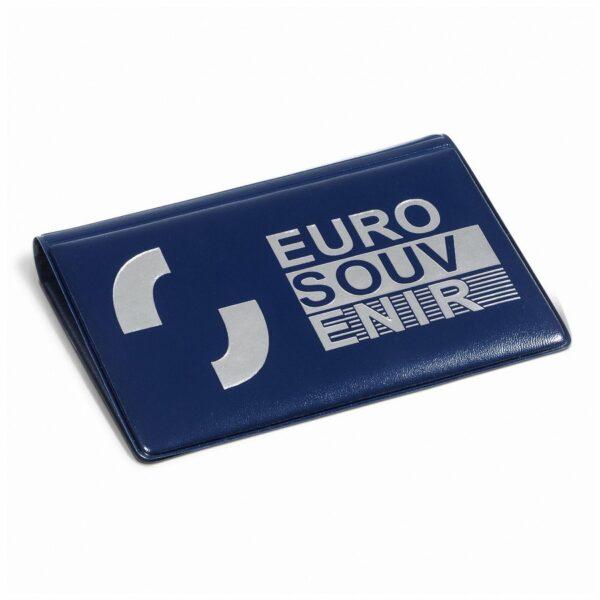"""Leuchtturm ROUTE pocket album for """"Euro Souvenir"""" banknotes"""
