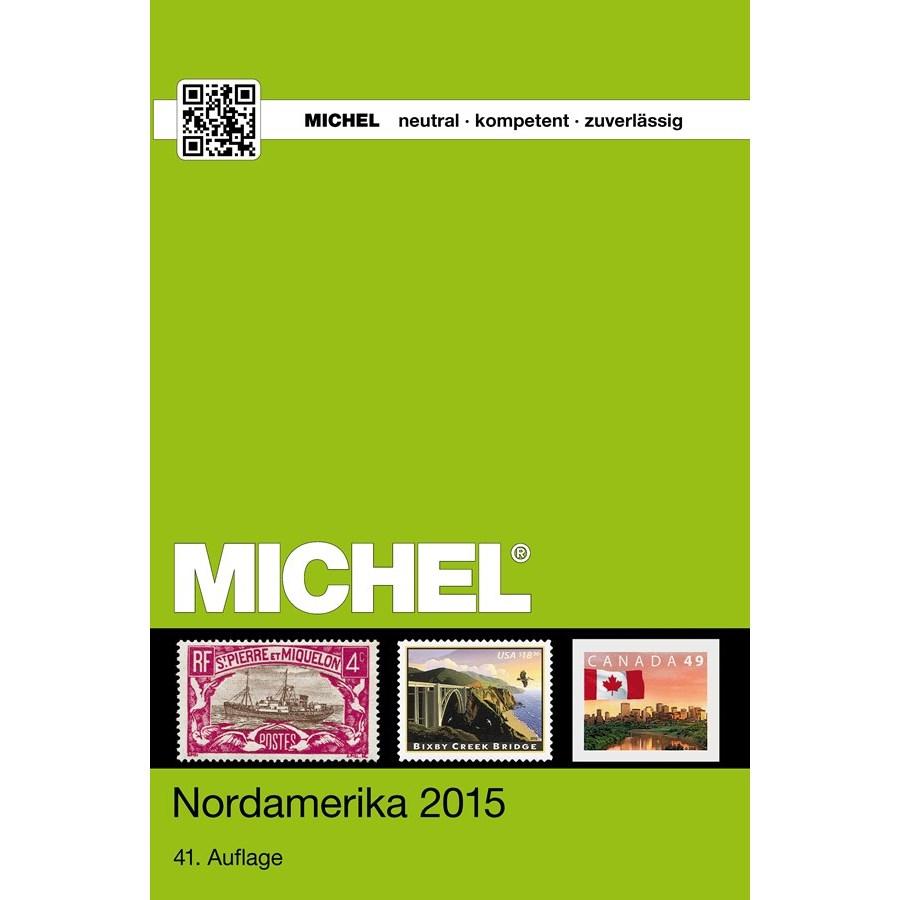 Michel Catalog Nordamerika 2015 (ÜK 1/1)