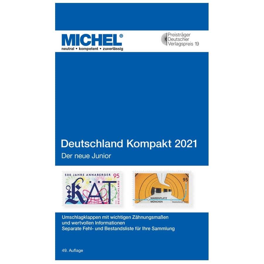 michel-catalog-deutschland-kompak