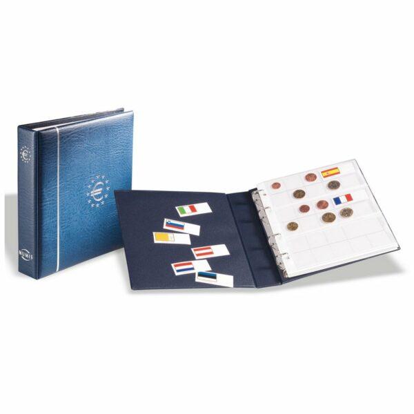 Leuchtturm NUMIS euro coin album