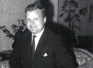 1962 Kurt Stürken builds up the export business.