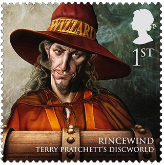 Rincewind Royal Mail