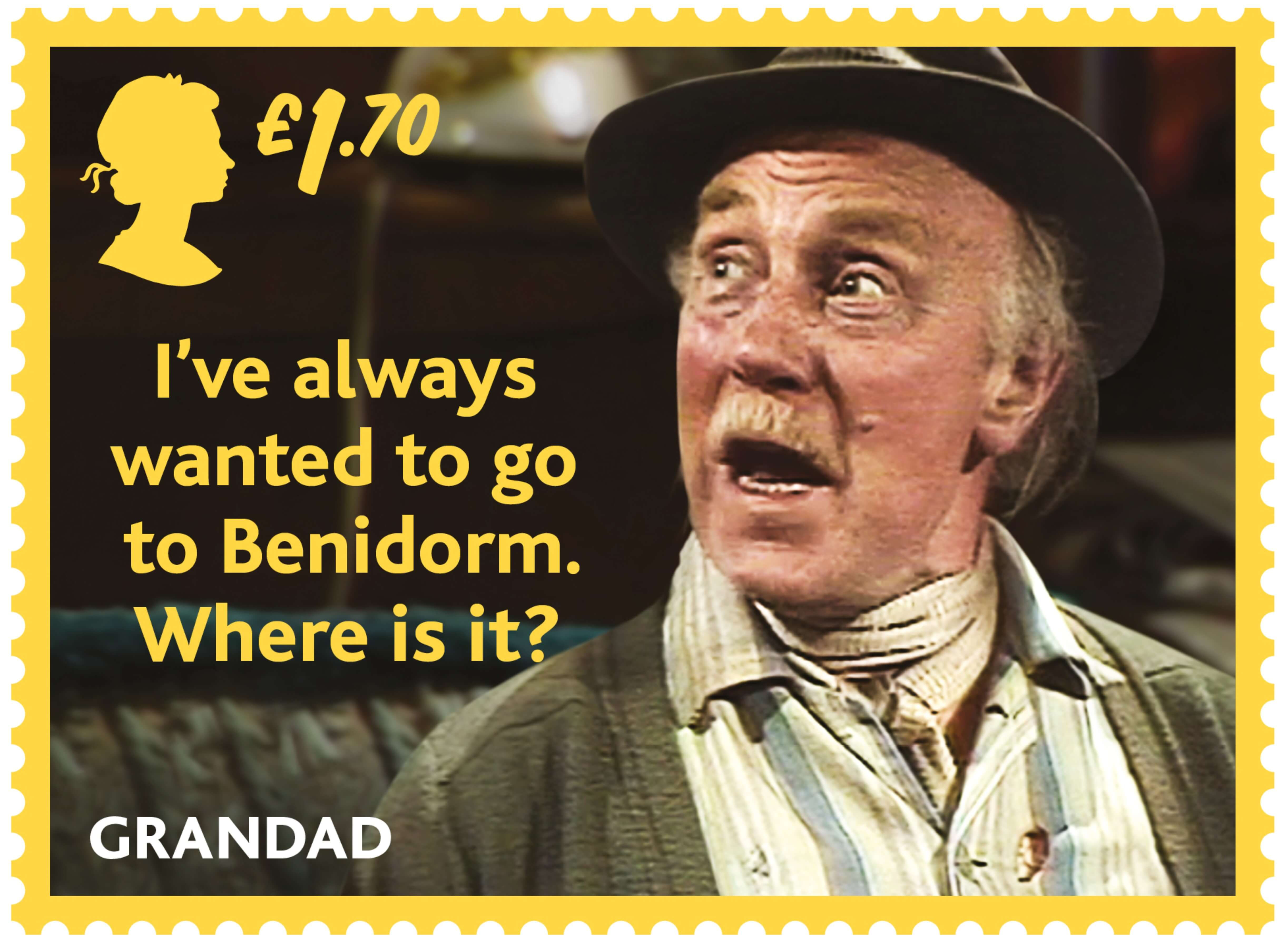 Only Fools and Horses - Grandad
