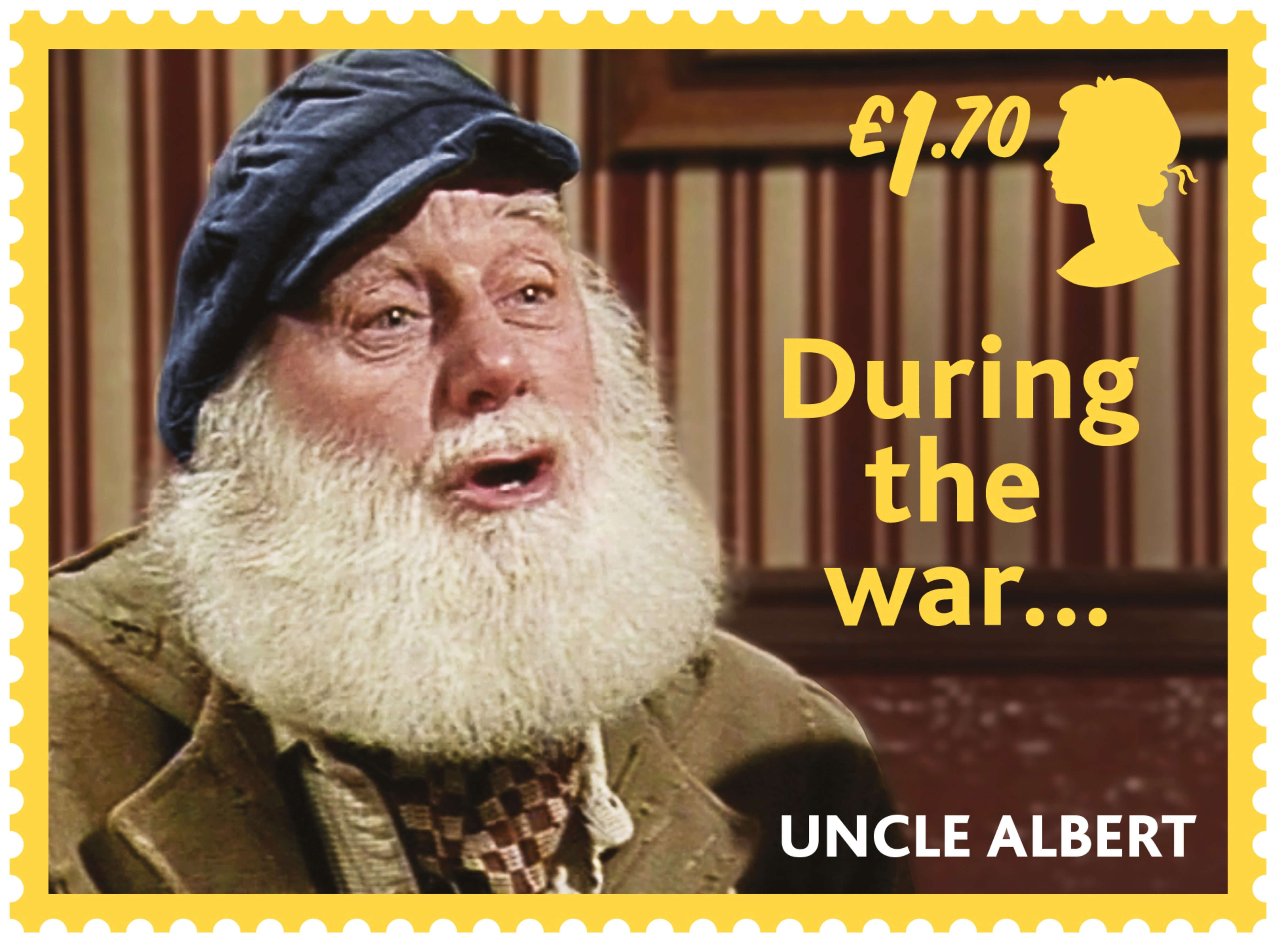 Only Fools and Horses - Uncle Albert