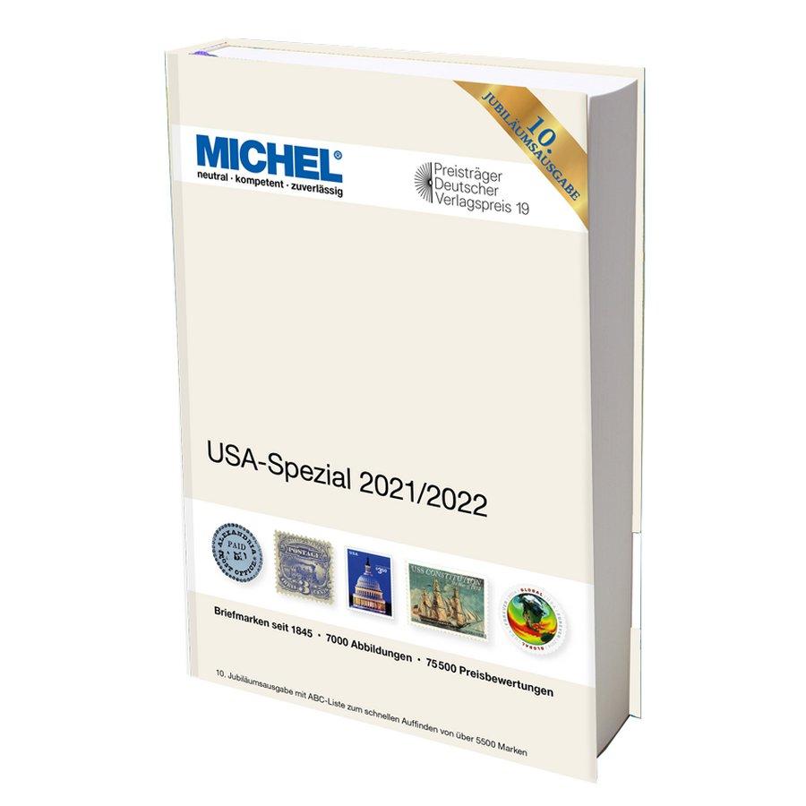 Michel Catalog USA Spezial 2021/2022