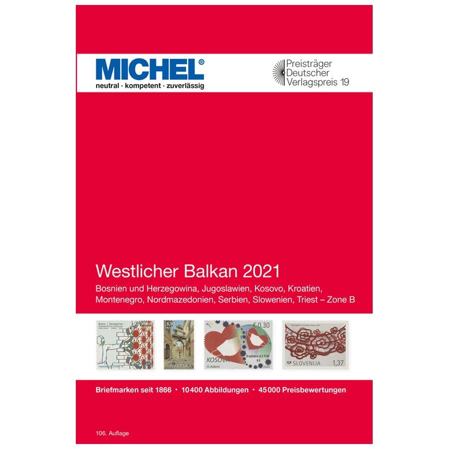 Michel Catalog Westlicher Balkan 2021 (E6)