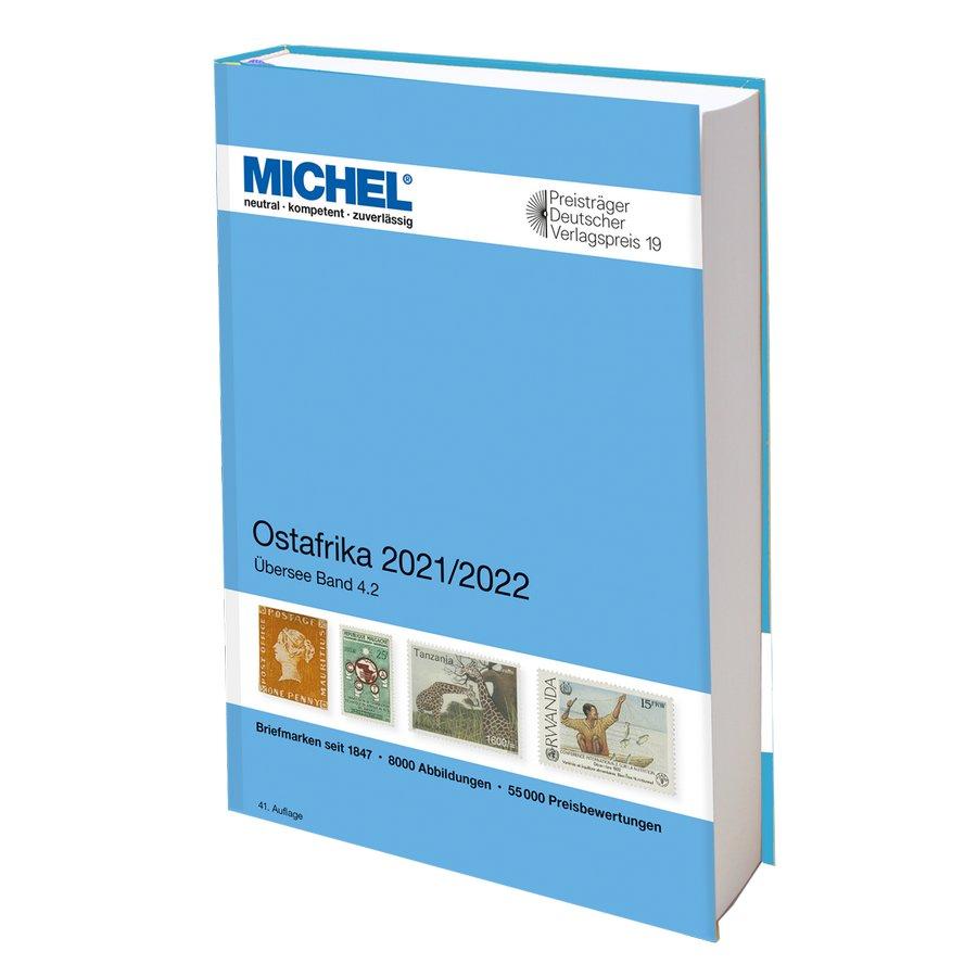 Michel Catalog Ostafrika 2021/2022 (ÜK 4/2)