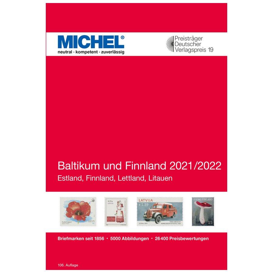 Michel Catalog Baltikum und Finnland 2021/2022 (E11)